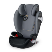 Cybex Solution M-FIX Graphite Black/Dark Grey