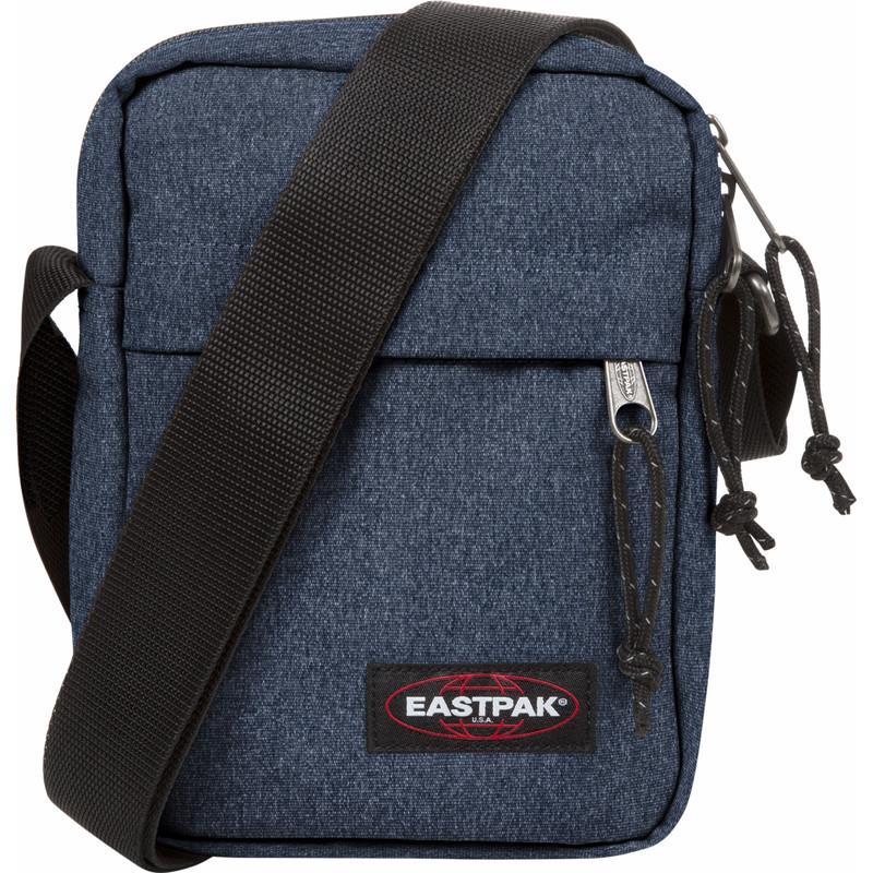 Eastpak The One schoudertas double denim