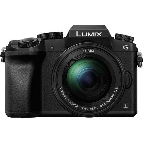 Panasonic Lumix DMC-G7 + 12-60mm