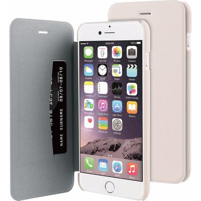 Image of BeHello Apple iPhone 6 Plus/6s Plus Book Case Beige