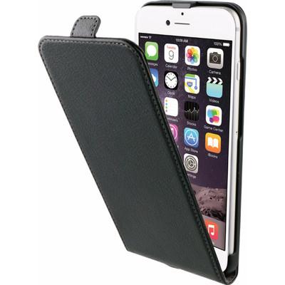 Image of BeHello Apple iPhone 6 Plus/6s Plus Flip Case Zwart