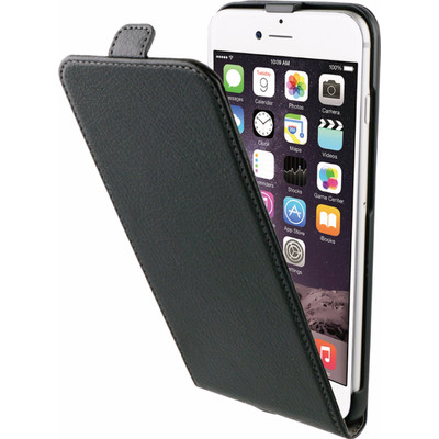 Image of BeHello Apple iPhone 6 Plus/6s Plus Flip Case Zwart
