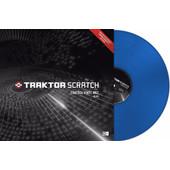 Native Instruments Traktor Scratch Control Vinyl MKII Blue