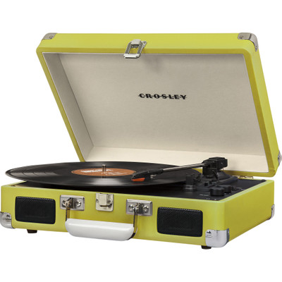 Image of Crosley Cruiser Deluxe Groen