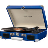 Crosley Cruiser Deluxe Blauw