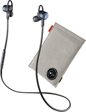 Plantronics Backbeat Go 3 Met Charging Case Blauw
