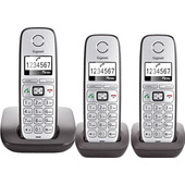 Gigaset E310 Trio Big Button Silver