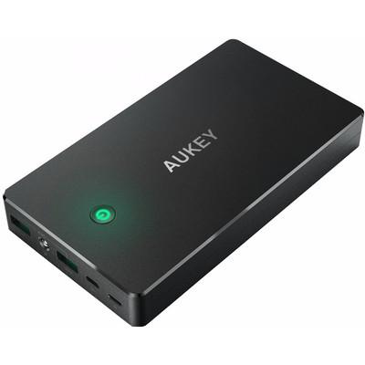 Image of Aukey PB-N36 Quick Charge Powerbank 20.000 mAh Zwart