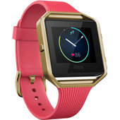 Fitbit Blaze Classic Slim Pink - L - Special Edition