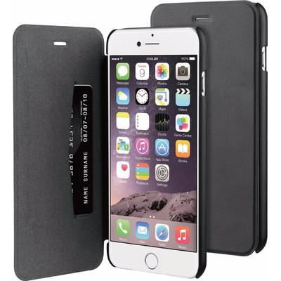 Image of BeHello Apple iPhone 6 Plus/6s Plus Book Case Zwart
