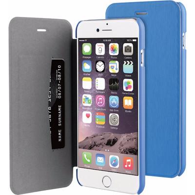 Image of BeHello Apple iPhone 6 Plus/6s Plus Book Case Blauw