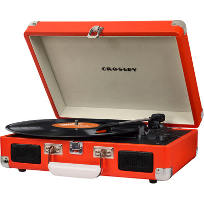 Image of Crosley Cruiser Deluxe Oranje
