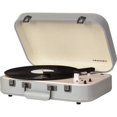 Image of Crosley Coupe Grijs