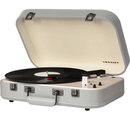 Crosley Coupe Grijs