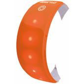 Wowow Reflectie Lichtband Oranje/Rood LED XL