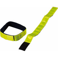 Wowow Reflectie Arm/Beenband Jogging Geel