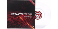 Native Instruments Traktor Scratch Control Vinyl MKII Clear