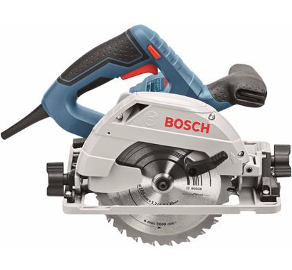 Bosch Blauw Cirkelzaag GKS 55+ GCE