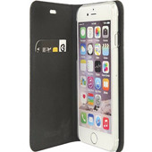 Valenta Booklet Classic Style Croco Apple iPhone 6/6s Zwart