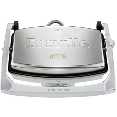 Image of Breville DuraCeramic Sandwich- en Paninimaker