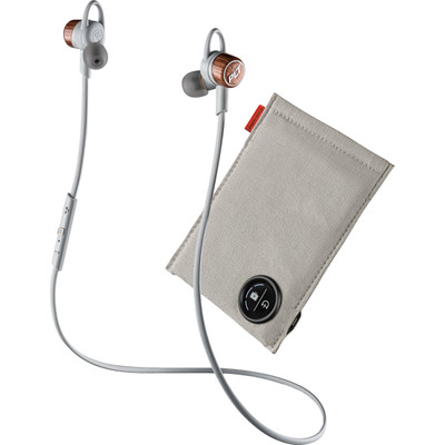 Plantronics Backbeat Go 3 Met Charging Case Oranje