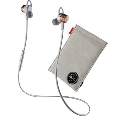 Plantronics Backbeat Go 3 Met Charging Case Oranje