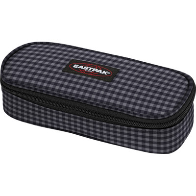 Image of Eastpak Oval 6 Rep Gingham Grey