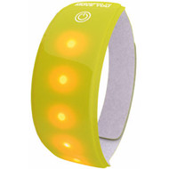 Wowow Reflectie Lichtband Geel/Rood LED XL