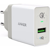 Anker PowerPort+1 Adapter USB Quick Charge 3.0 Wit