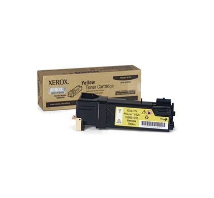 Xerox 6125 Toner Yellow (geel) 106R01333