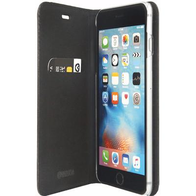 Image of Booklet Classic Style voor de iPhone 6(s) Plus - Croco Black
