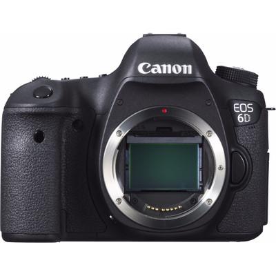Image of Canon EOS 6D body
