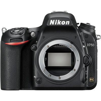Image of Nikon D750 Body