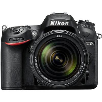Image of Nikon D7200 + AF-S 18-140mm f/3.5-5.6 G ED VR
