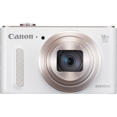 Image of Canon Foto Camera PowerShot SX610 HS 20.2 Megapixel, WiFi (wit)