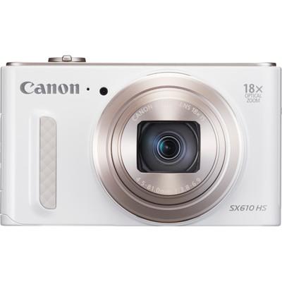 Image of Canon Foto Camera PowerShot SX610 HS 20.2 Megapixel, WiFi (wit)