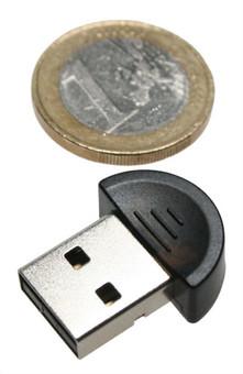 Qtrek Tinytooth mini Bluetooth Dongle
