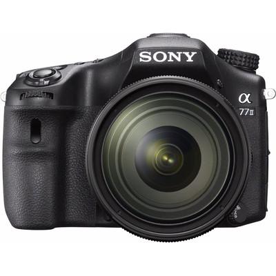 Image of Sony Alpha SLT A77 II DSLR + 18-135mm