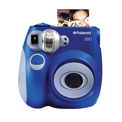 Polaroid 300 Blue