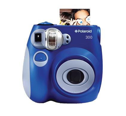 Polaroid 300 Blue