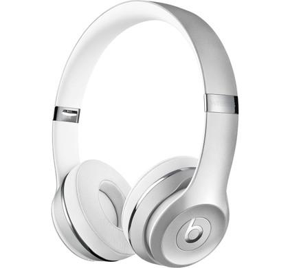 Beats Solo3 Wireless Zilver
