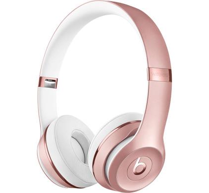 Beats Solo3 Wireless Rosé Goud