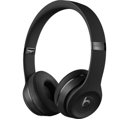 Beats Solo3 Wireless Matzwart