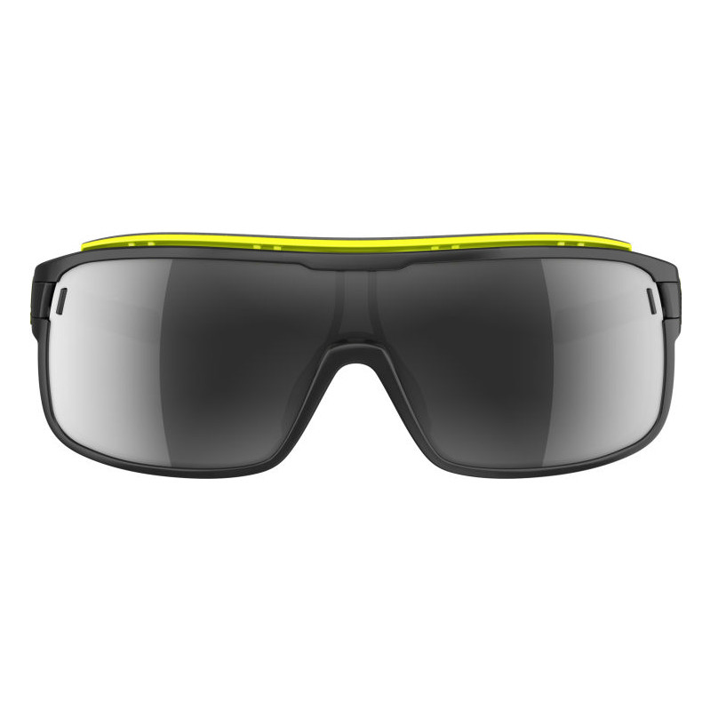 Adidas Zonyk Pro Large Black Matt-LST Active Silver Lens