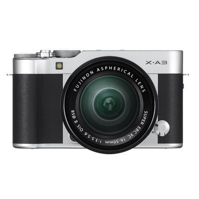 Image of Fuji X-A3 + XC 16-50mm - Zilver