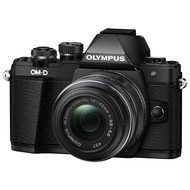 Olympus OM-D E-M10 Mk II Zwart + 14-42mm IIR + 40-150mm R