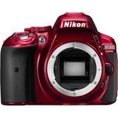 Nikon D5300 body rood