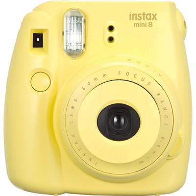 Image of Fuji Instax Mini 8 geel