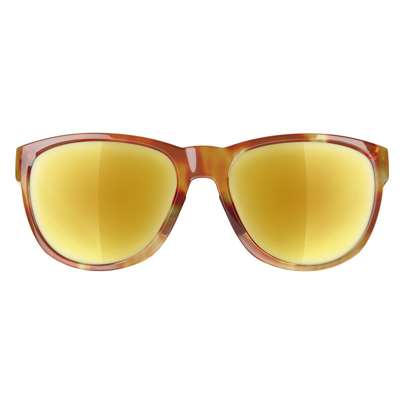 Adidas Wildcharge Brown Havana-Gold Mirror Lens