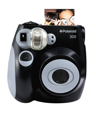 Polaroid 300 Black